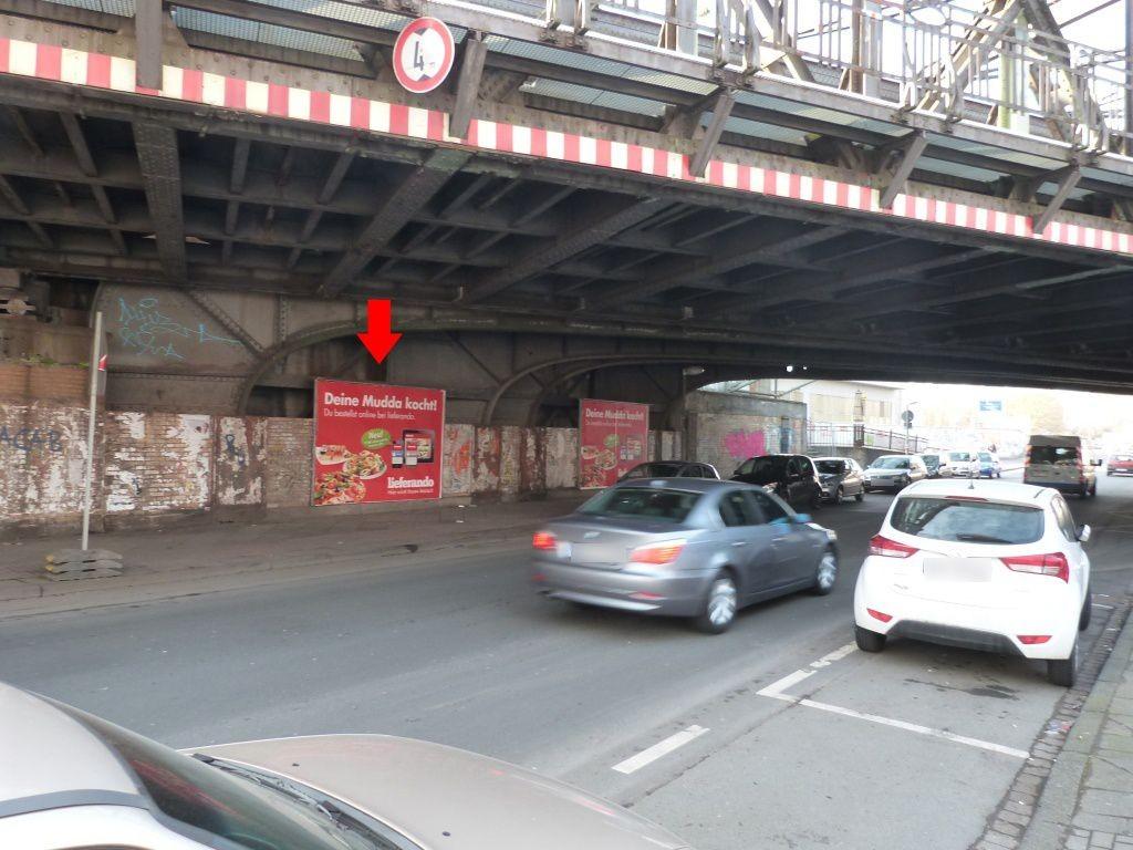 Oesterholzstr./Bleichmärsch/Bahn-Ufg.