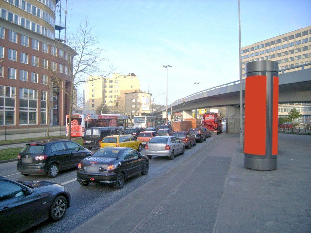 Amsinckstr./vor Spaldingstr.