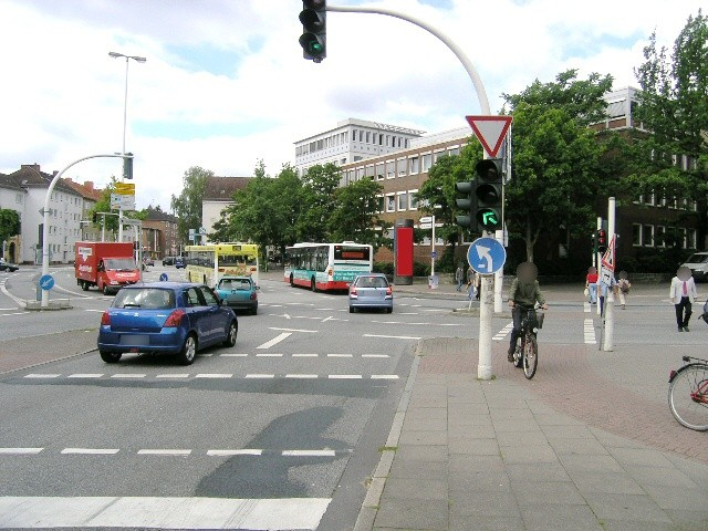 Eißendorfer Str./Harburger Ring