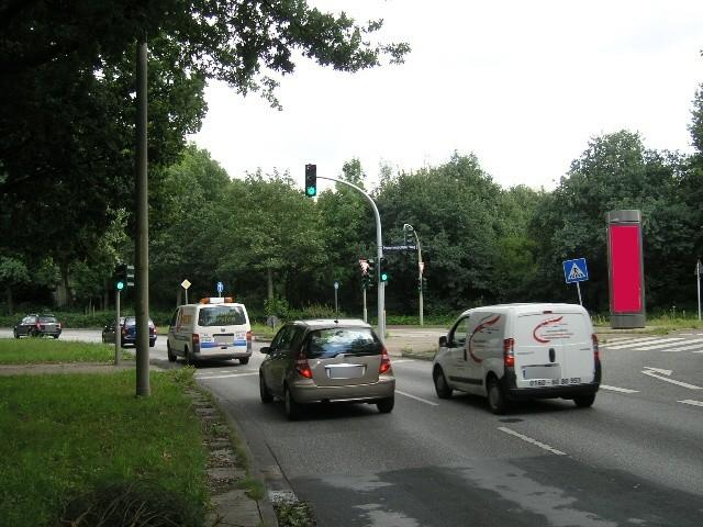 Poppenbütteler Weg/Hummelsbütteler Weg