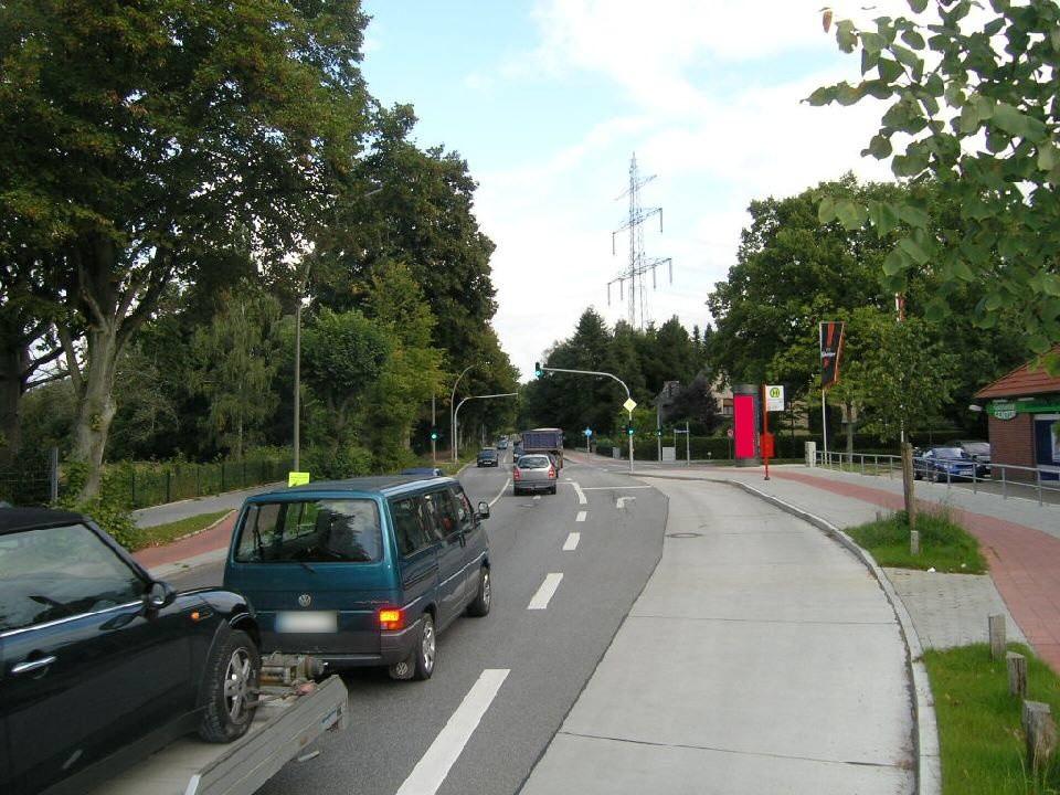 Bergstedter Chaussee  10/Volksdorfer Grenzweg