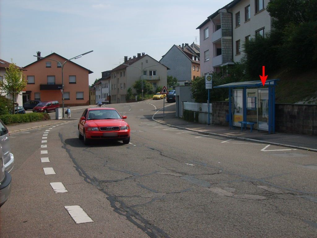 Schellingstr./HST Gellertstr. re.