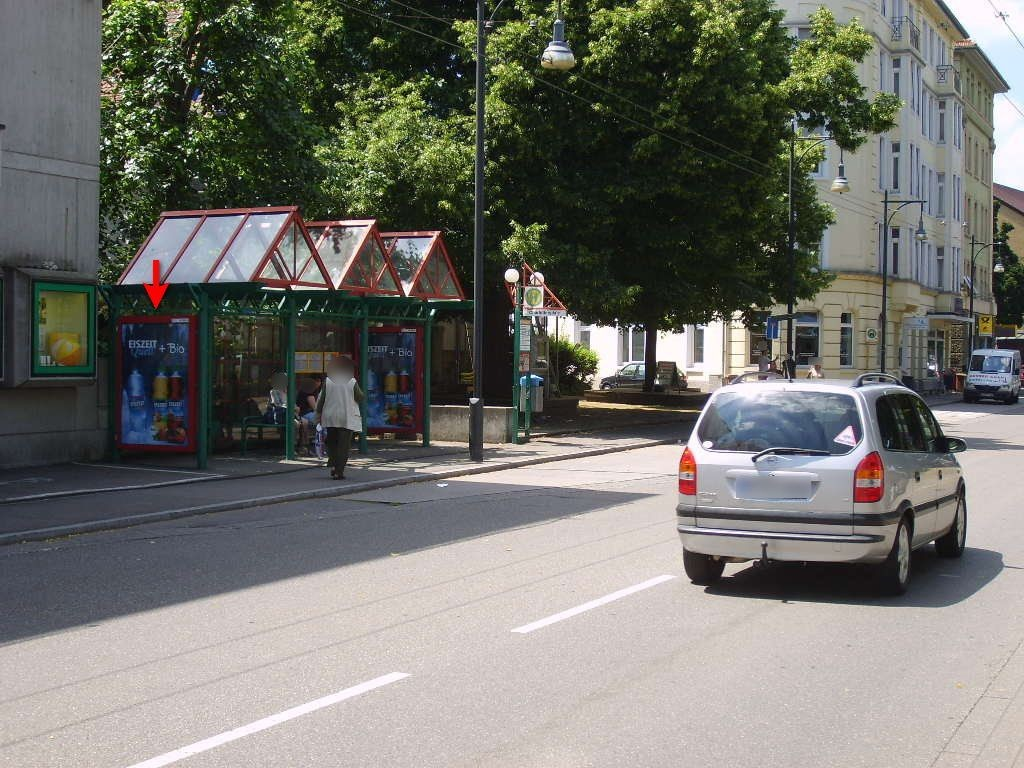 Neckarstr./Charlottenplatz saw. li./We.li.