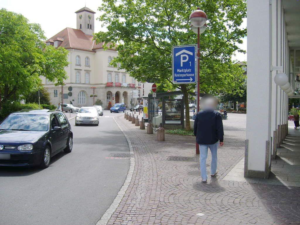 Marktplatz geg. Rathausplatz