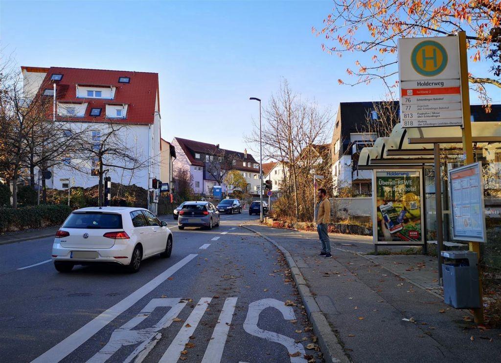 Stettener Hauptstr./Holderweg We re.
