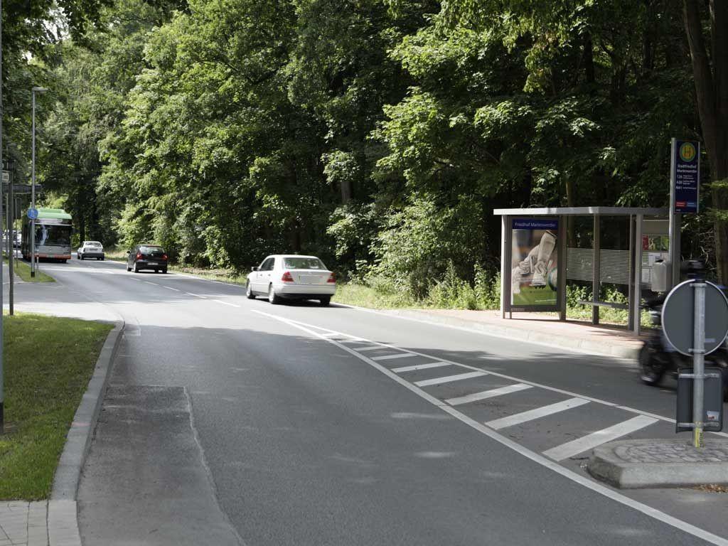 Garbsener Landstr. geg. Augustinerweg innen