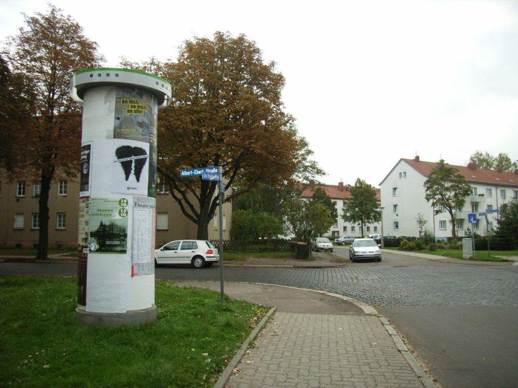 Am Breiten Pfuhl/Albert-Ebert-Str.