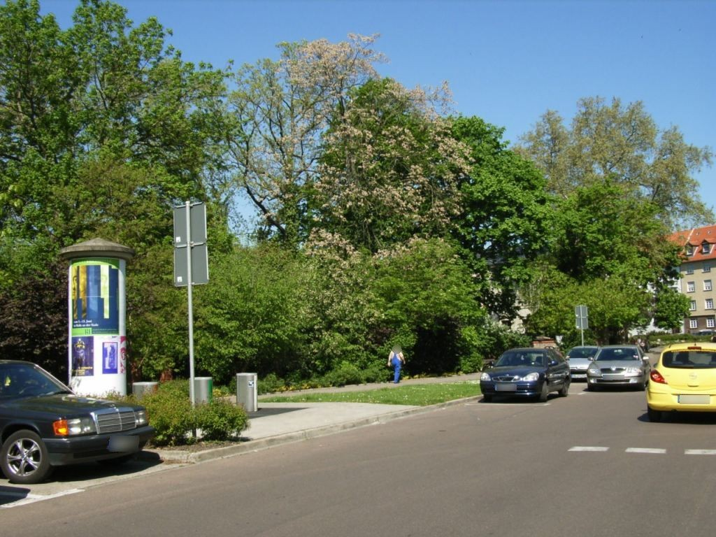 Große Wallstr./Am Botanischen Garten