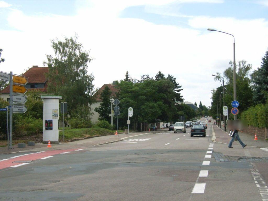 Ernst-Grube-Str./Weinbergweg