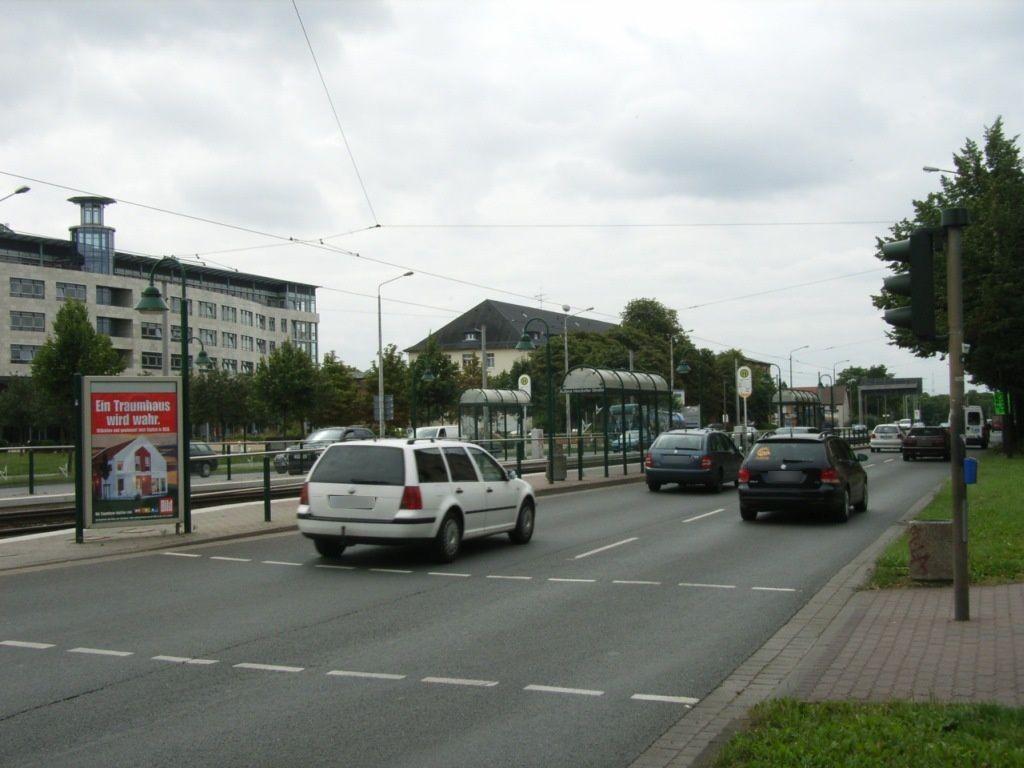 Dessauer Platz sew. Mittelinsel Si. Str.
