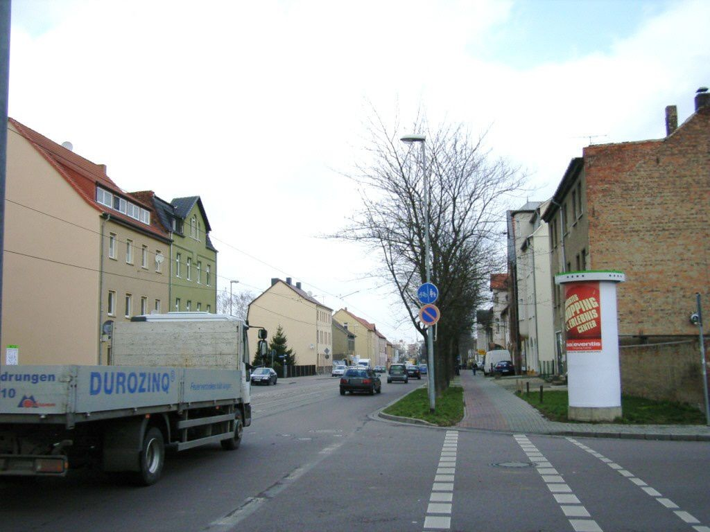 Weißenfelser Str./Freiligrathstr.