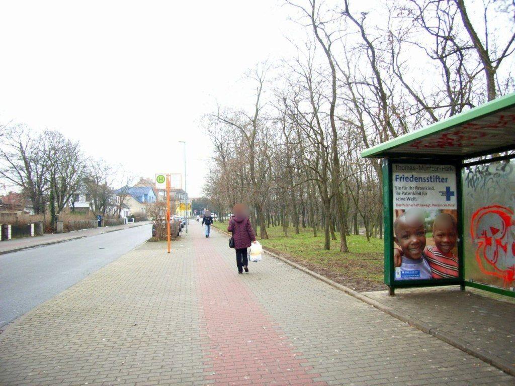 Klobigkauer Str./Thomas-Müntzer-Park we.re.