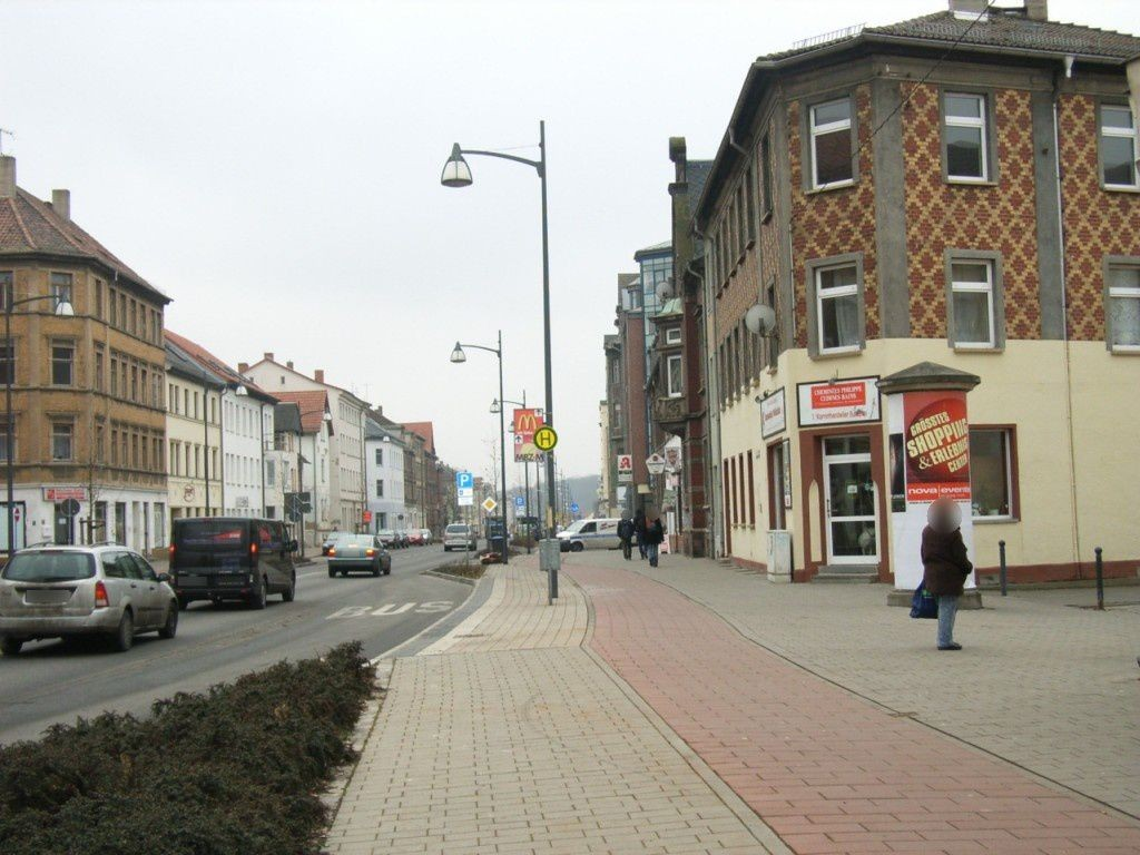 Merseburger Str./Tagewerbener Str.