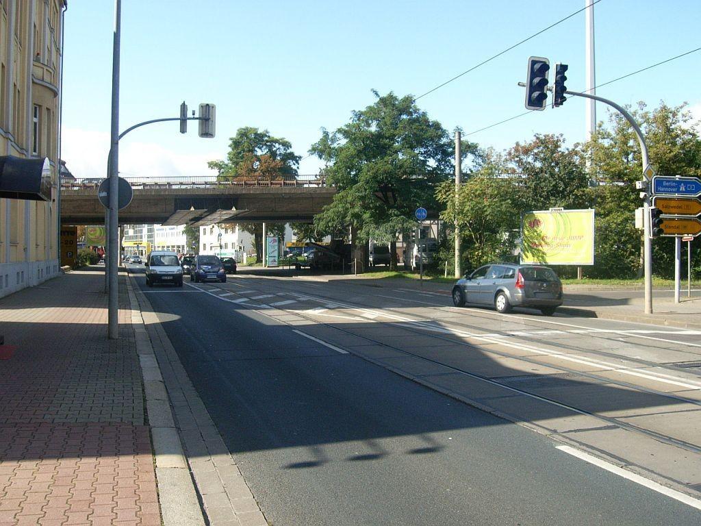 Halberstädter Str./Auff. Magdeburger Ring