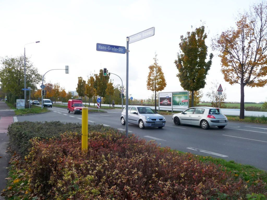 Olvenstedter Graseweg geg. Hans-Grade-Str.