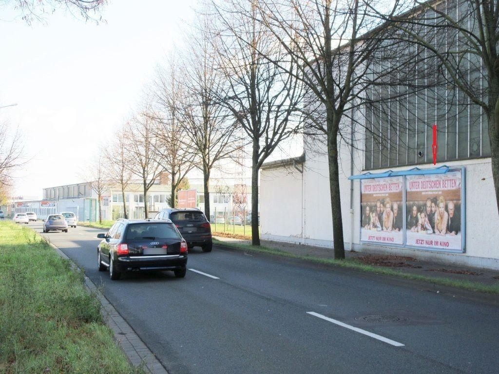 Ottersleber Chaussee/HST Flughafen/Giebel li.