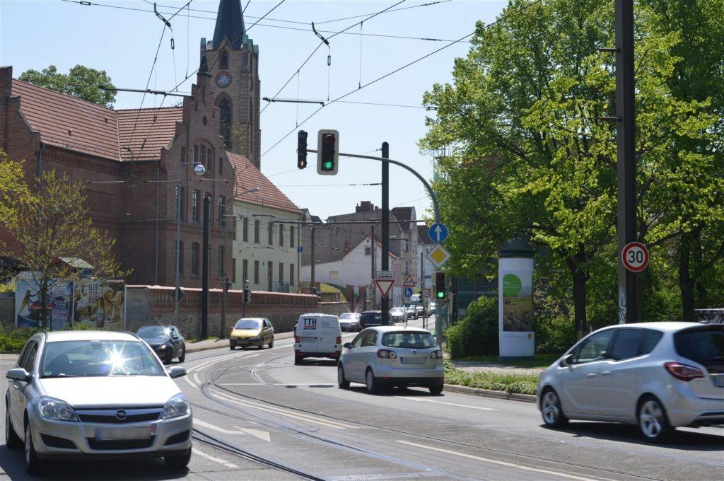 Salbker Platz/Gröninger Str.