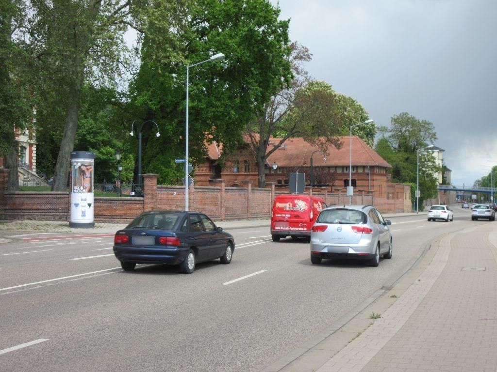 Schleinufer/Bürgelstr.