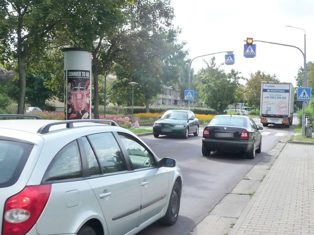 Scharnhorstring/Übergang Parkweg
