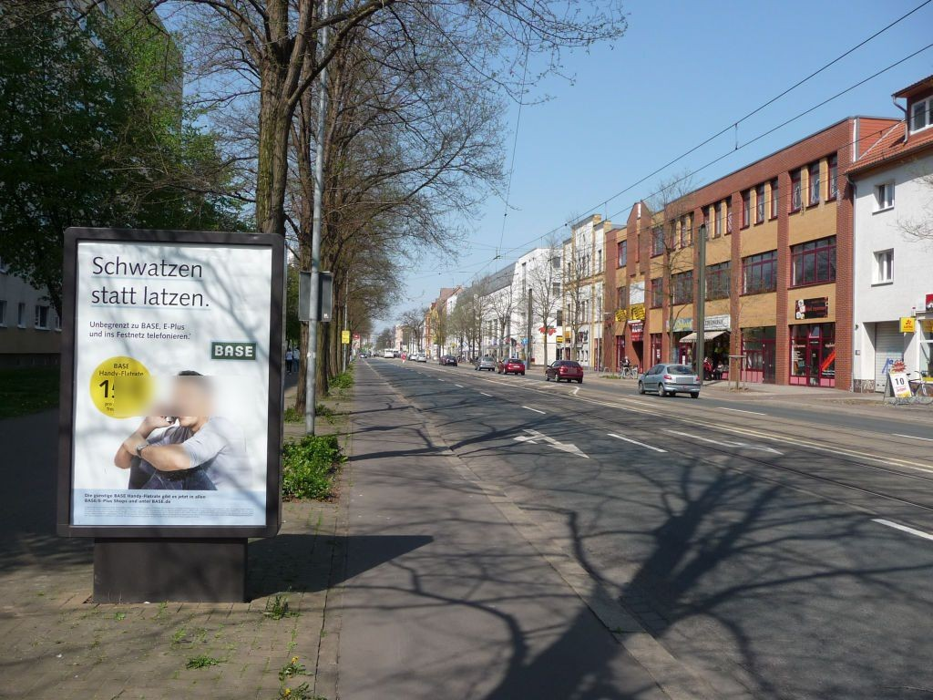 Lübecker Str. geg. 110/Rittersstr. We.li.