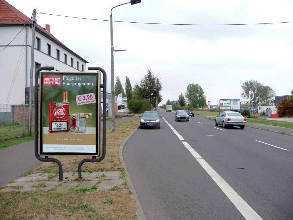 Saalestr./HST Baustoffversorgung/We.li.