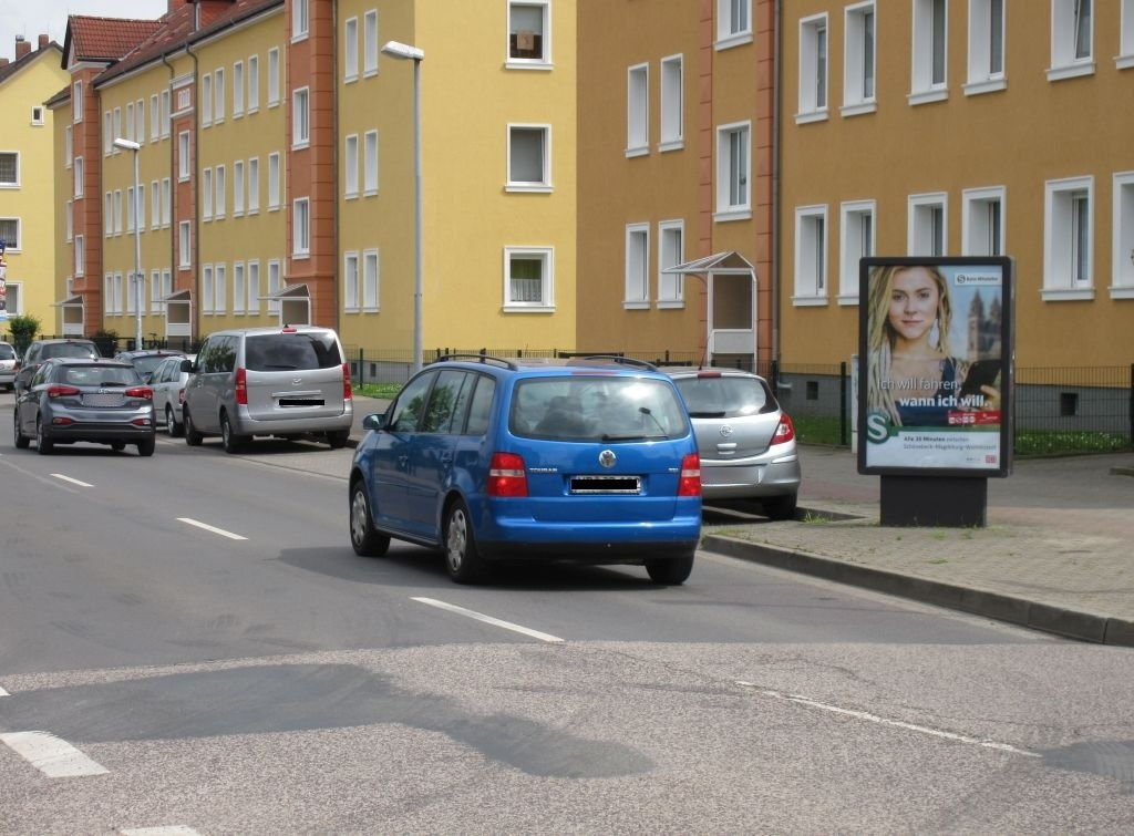 Sudenburger Wuhne/Langer Weg  We.re.