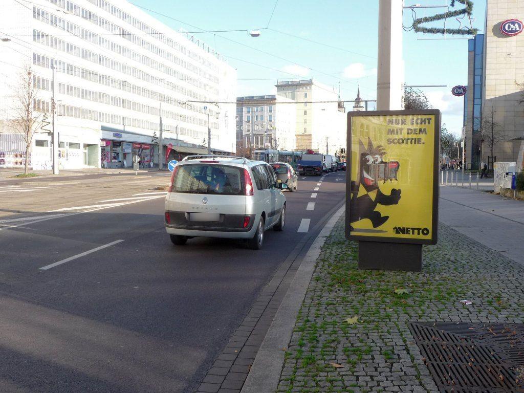 Ernst-Reuter-Allee Nh. Einf. Ulrichhaus/We.re.