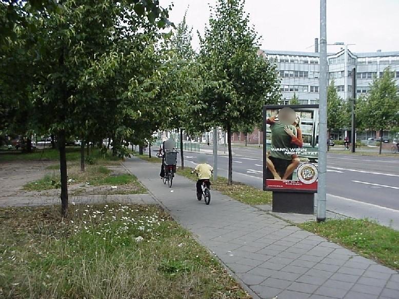 Lüneburger Str./Nh. Kaiser-Otto-Ring  We.li.