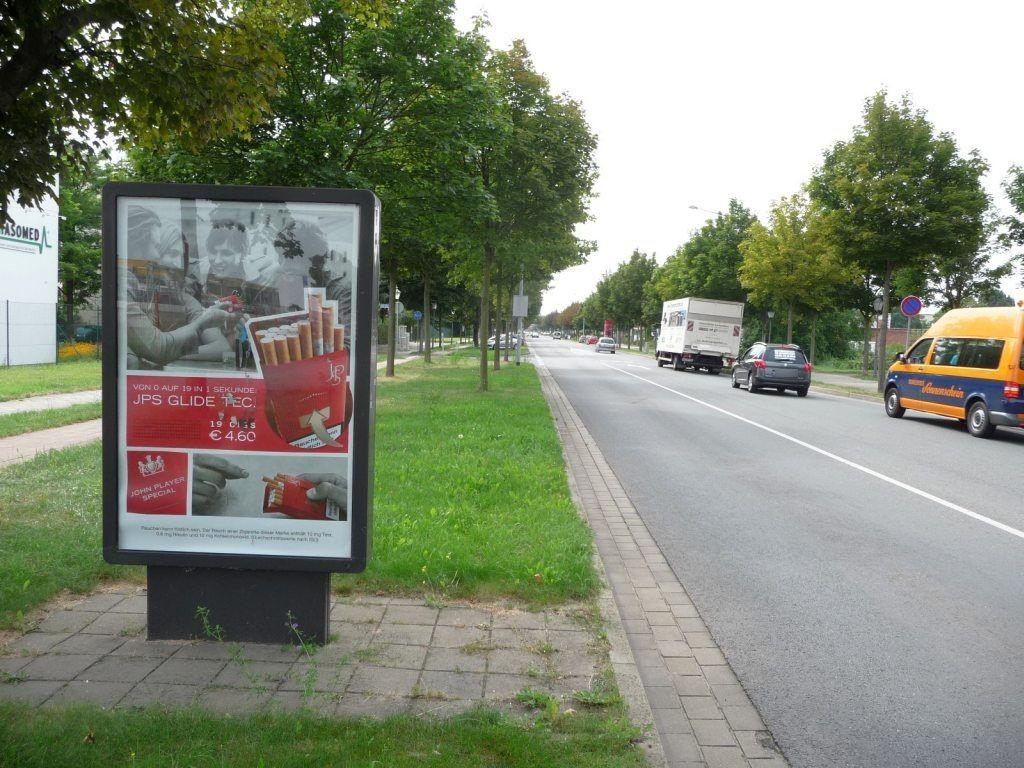 Berliner Chaussee geg. Jerichower Str./We.li.
