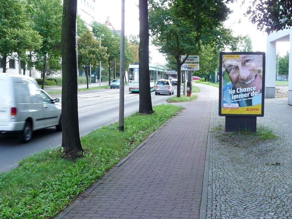 Olvenstedter Str. Nh. Goethestr.  We.re.