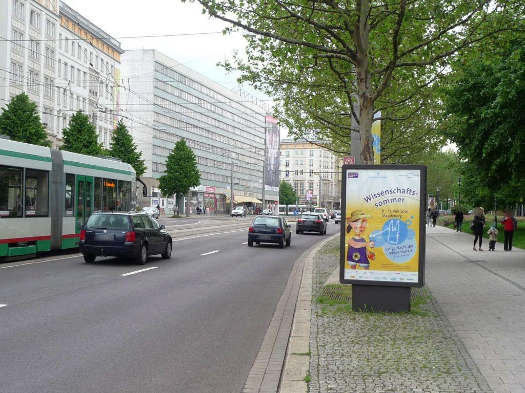 Ernst-Reuter-Allee/Ulrichplatz/We.re.