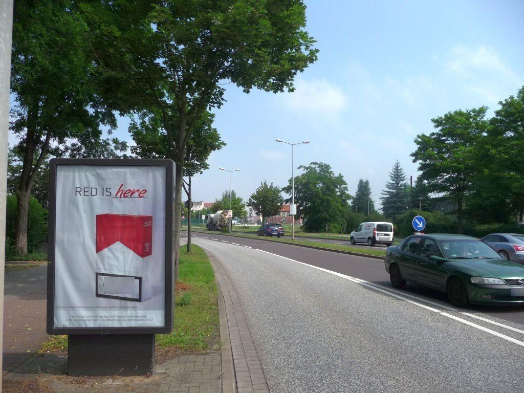 Sandtorstr. Höhe Fraunhofer Institut  We.li.