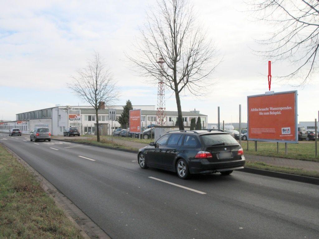 Ottersleber Chaussee Einf. Flughafen re.