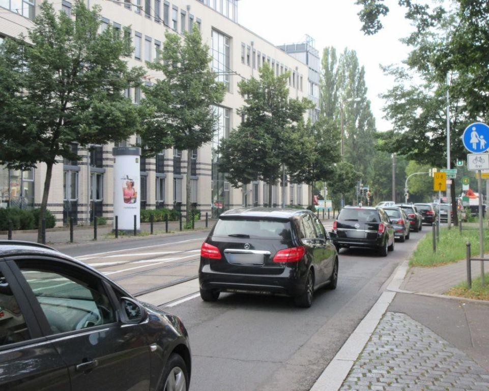 Leipziger Str. Höhe Telekom