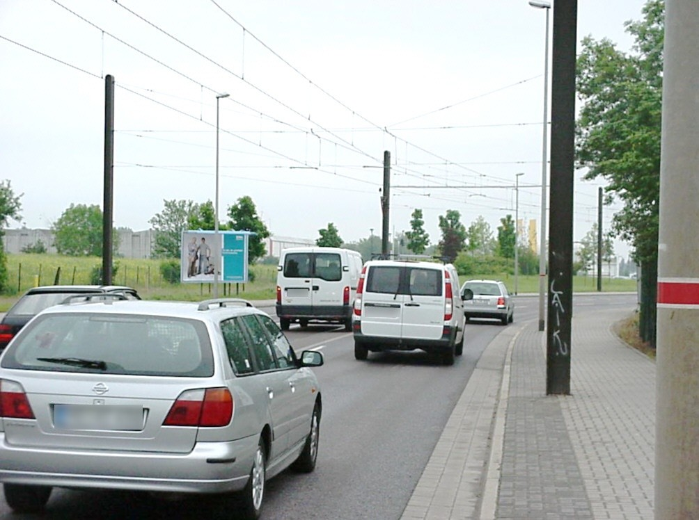 August-Bebel-Damm geg. Badeteichstr./We.li.