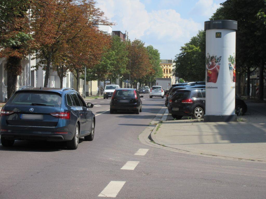 Liebknechtstr./Wilhelm-Kobelt-Str.