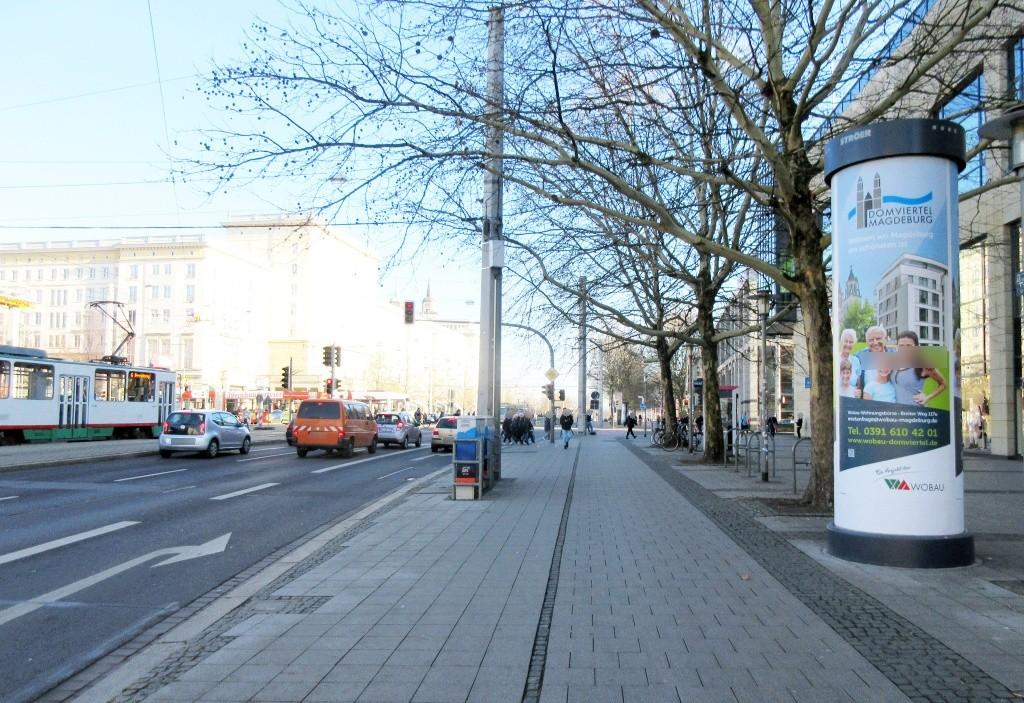 Ernst-Reuter-Allee Nh. Breiter Weg