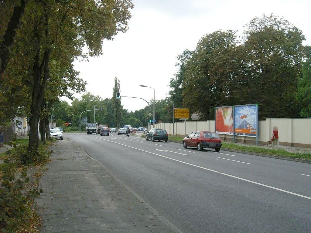 Berliner Str./Heyrothsberge B1/B184