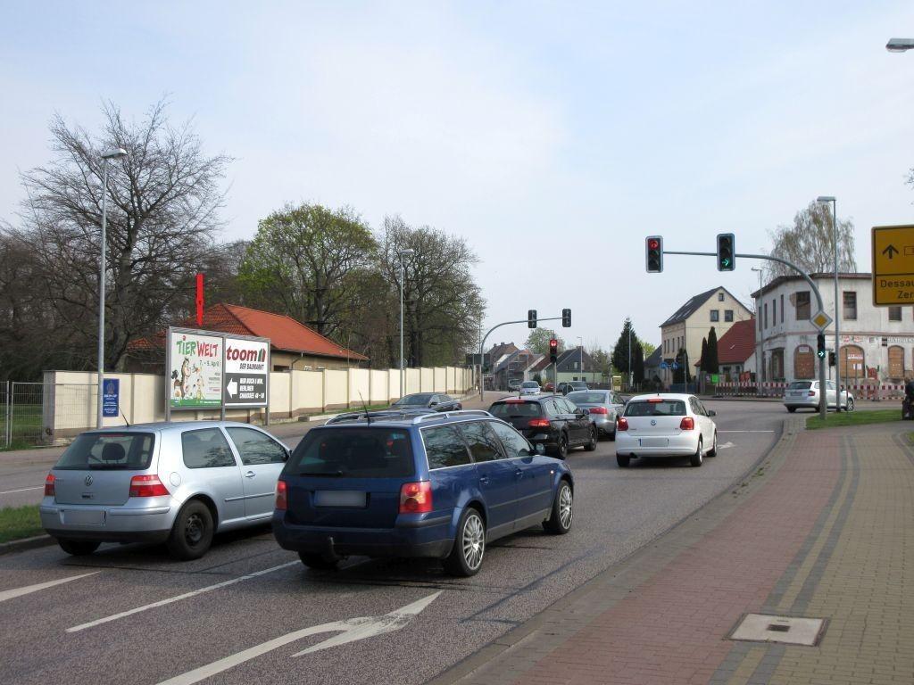 Berliner Str. geg. Königsborner Str. B1 li.