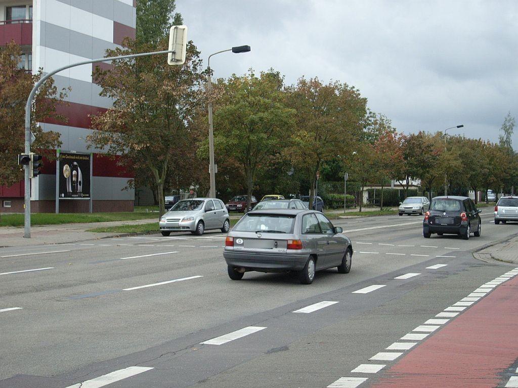 Olvenstedter Graseweg/Kritzmannstr.