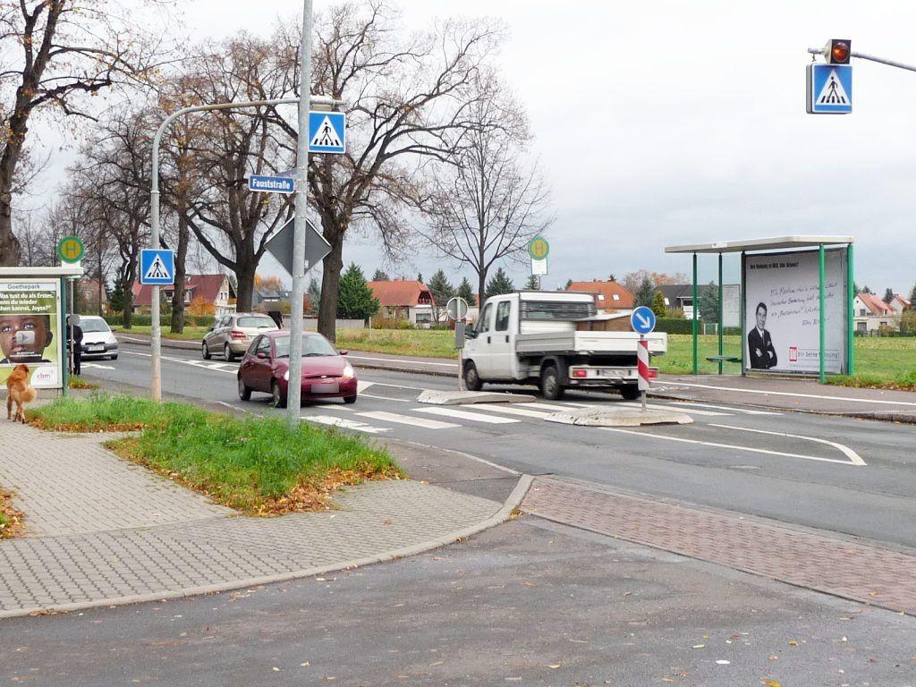 Halberstädter Chaussee/Goethepark sew.