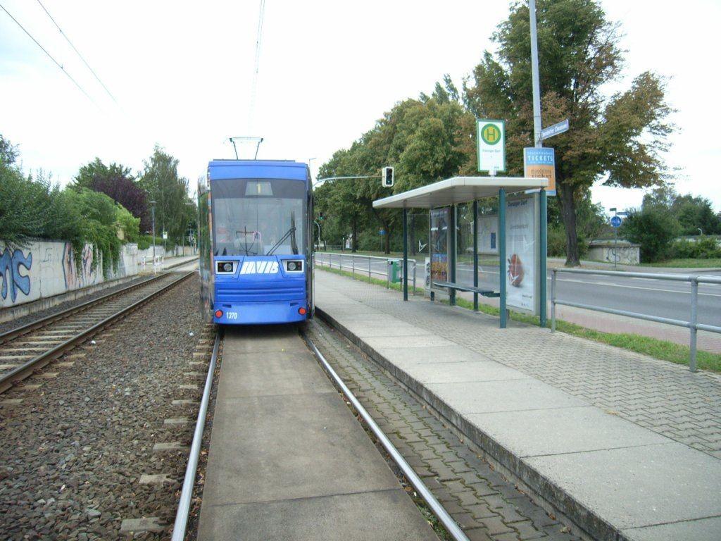 Ebendorfer Chaussee/Burgstaller Weg  VS 01