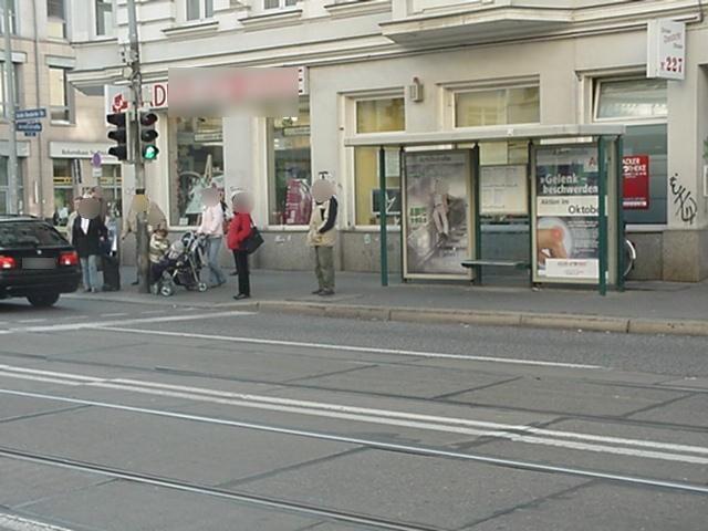 Große Diesdorfer Str. 227/Arndtstr. re. VS