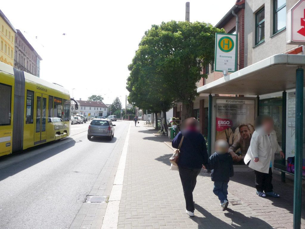 Kroatenweg 72/ Nh. Halberstädter Str. We.re.