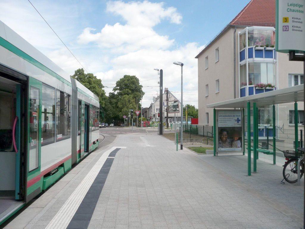 Quittenweg/Leipziger Chaussee/We.re.