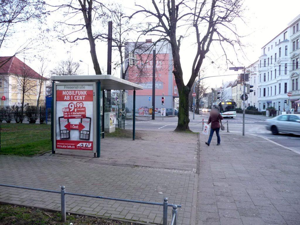 Friesenstr. 10-12 / Olvenstedter Str. We.li.