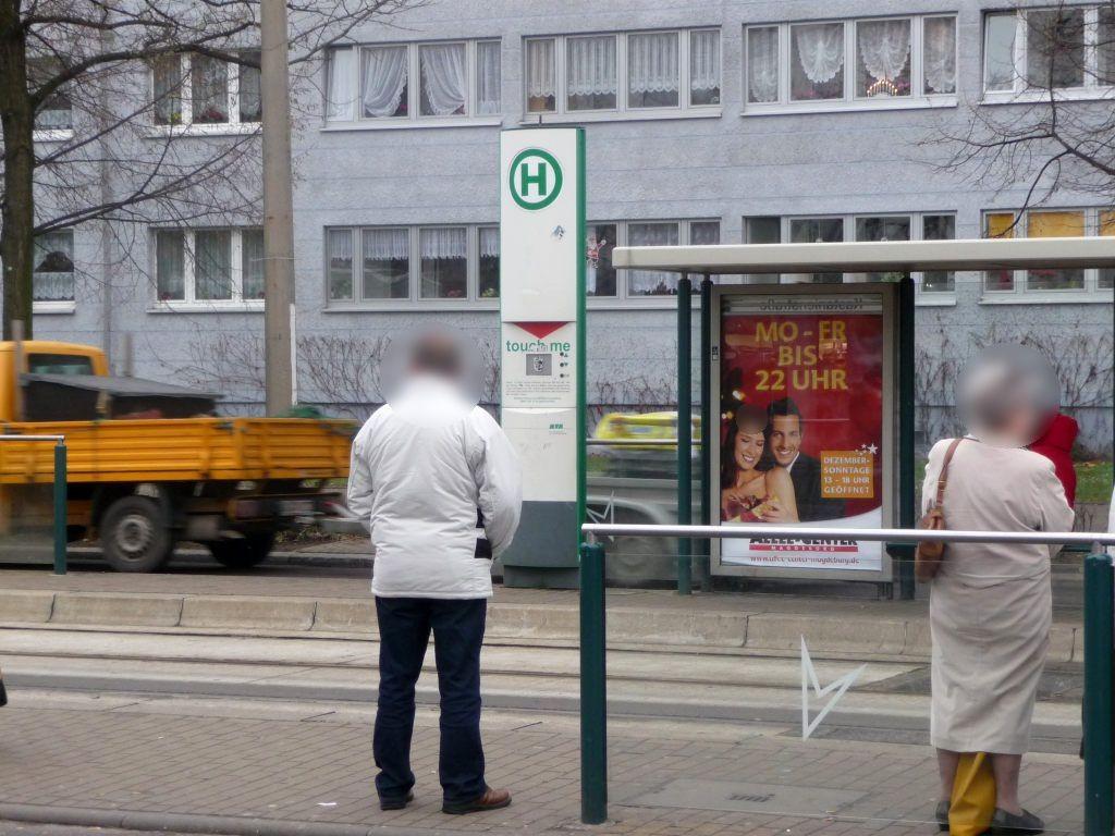 Lübecker Str. geg.  99/Haldensleber Str. re. VS 01
