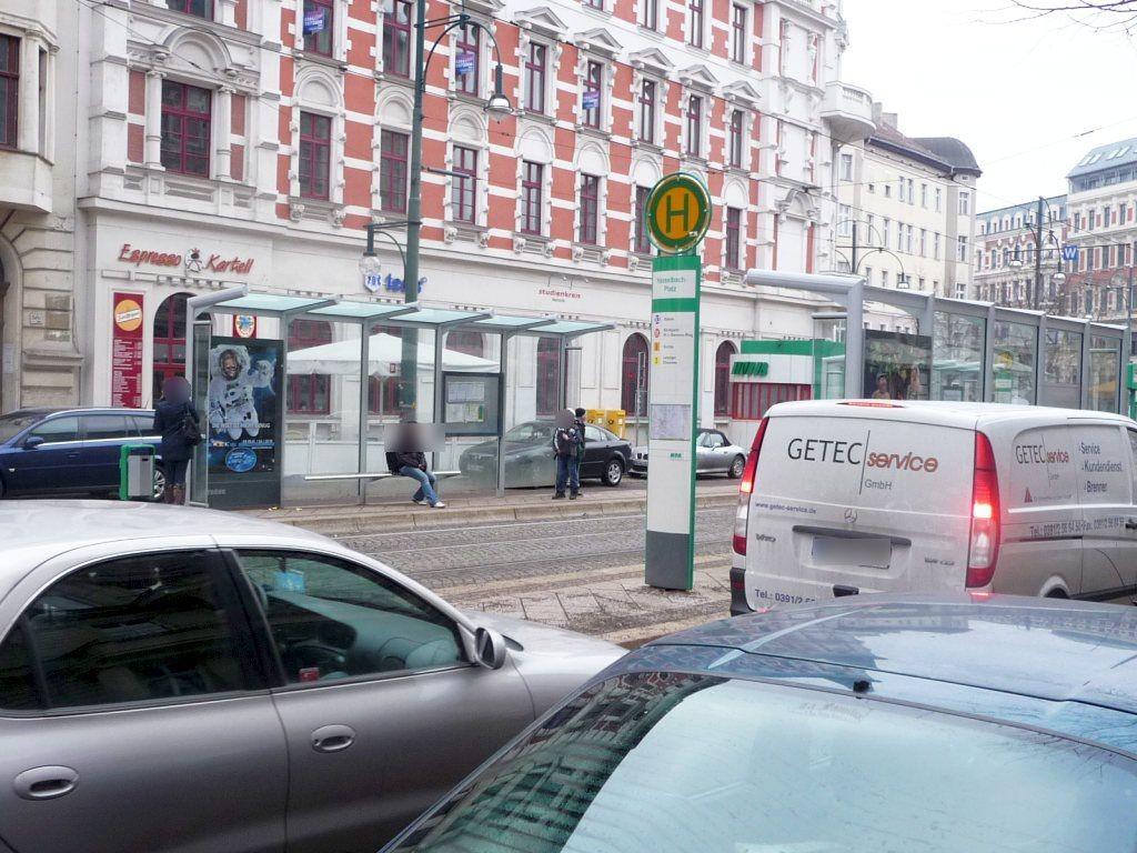 Otto-von-Guericke-Str.  56/Hasselbachplatz li. VS