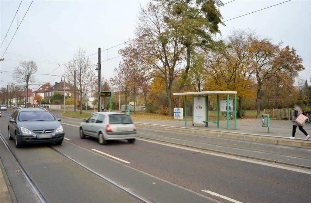 Herrenkrugstr./Berliner Chaussee li. VS
