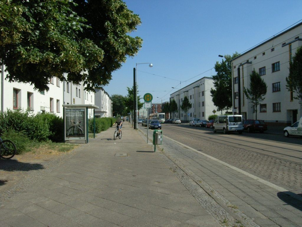 Cracauer Str.  43-45/Mehringstr./We.li.